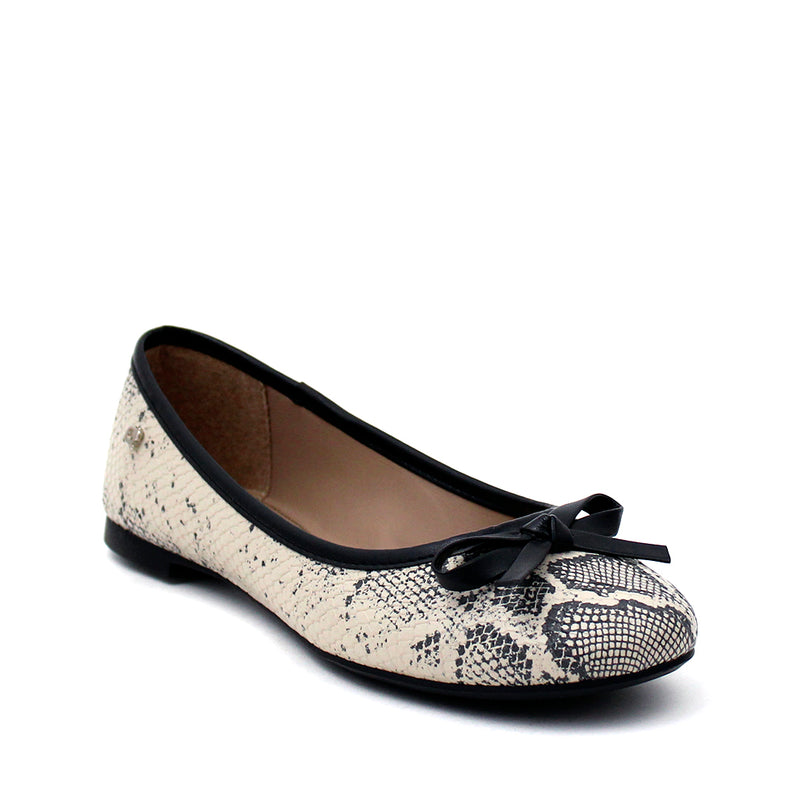 Ballerina estampado animal print