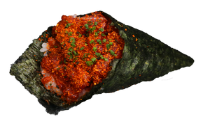 Temaki Tuna Spicy🌶️
