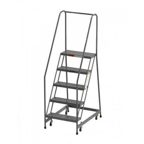 5 Step Rolling Ladder 24