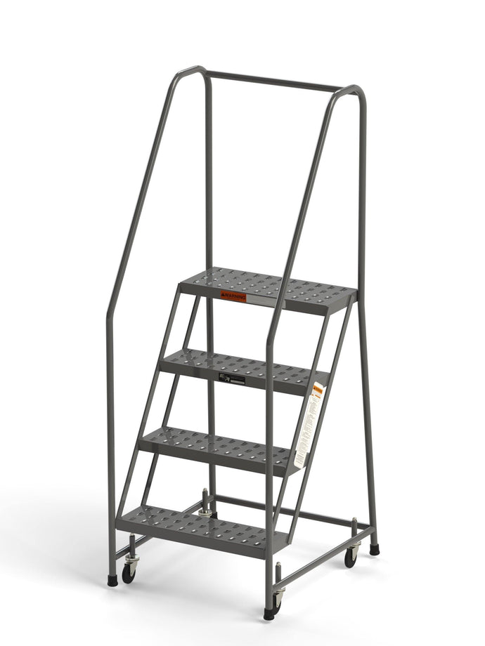 4 Step Rolling Ladder 24