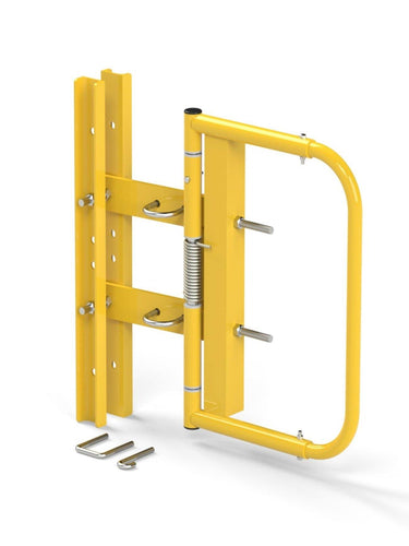 Industrial Swing Gate SCG-N-Y for Warehouse by EGA Products SaveMH