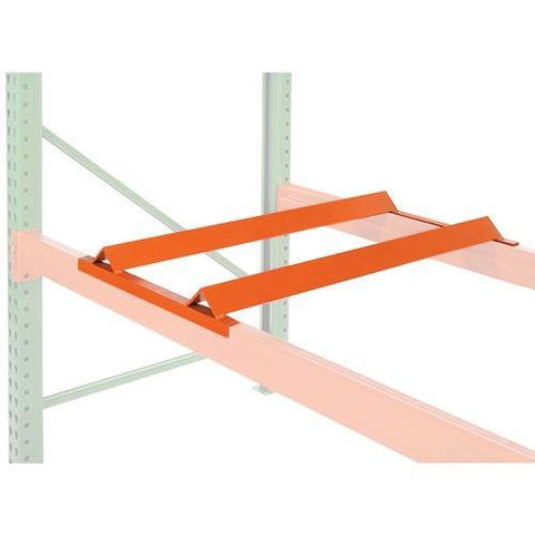 Drum cradle for pallet rack from SaveMH