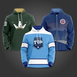 Box lacrosse clothes, box lacrosse hoody, indoor lacrosse clothes