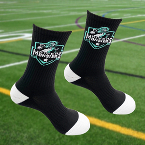 River Monsters Lacrosse Socks
