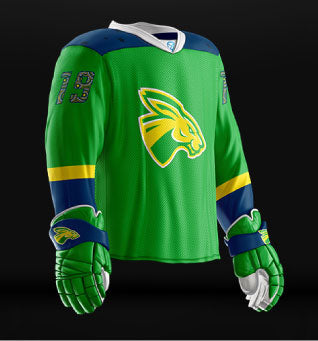 Australia 2019 World Junior - Replica Jersey (Green)