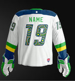 Australia 2019 World Junior - Replica Jersey (White)