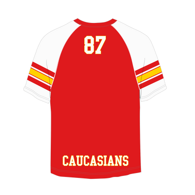 Caucasians Short Sleeve Performance Shirt