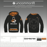 Sublimated Pullover Hoodie