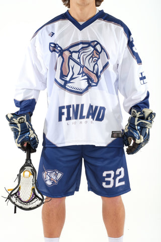 Finland WILC '15 Home Uniforms