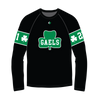 Green Gaels Long Sleeve Performance Shirt
