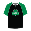 Green Gaels Short Sleeve Performance Shirt