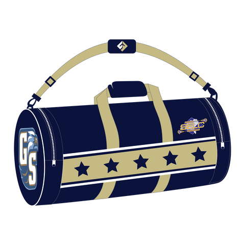 Georgia Southern Barrel Bag