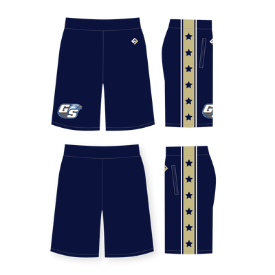 Georgia Southern Practice Shorts