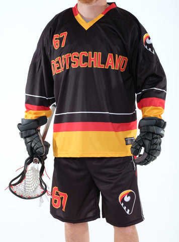 Germany WILC '15 Road Uniform