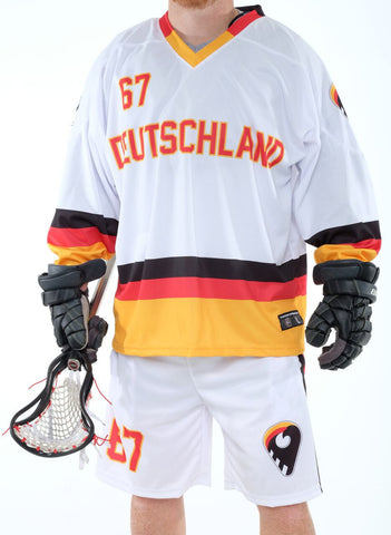 Germany WILC '15 Home Uniforms