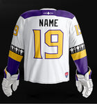 Iroquois 2019 World Junior - Replica Jersey (White)
