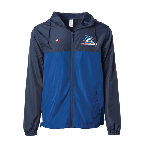 Lasersharks Light Weight WIndbreaker