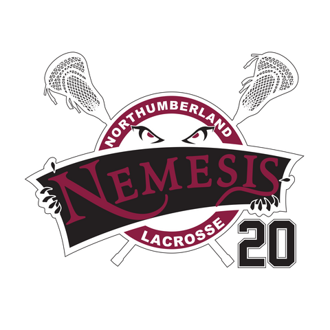 Nemesis Car Decal