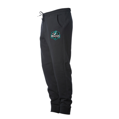 River Monsters Joggers (Black)