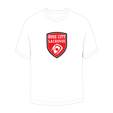 Rose City Lacrosse T-shirt - LIMITED TIME ONLY