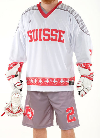 Swiss WILC '15 Home Uniform
