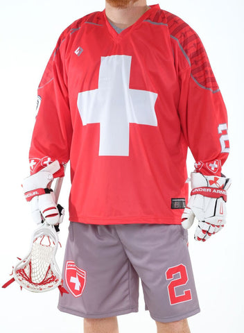 Swiss WILC '15 Road Uniform
