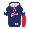 Texas Sublimated Hoodie