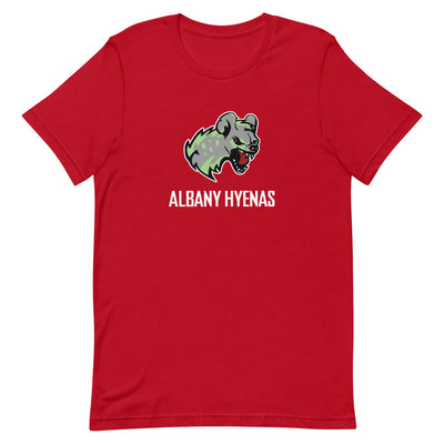 Albany Hyenas T-Shirt (Multi Color Options)