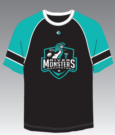 River Monsters Short Sleeve Shooter