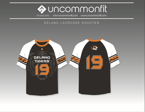 Delano Short Sleeve Shooter