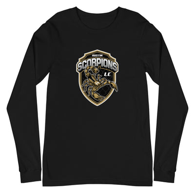Scorpions Long Sleeve Tee
