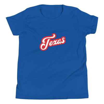Texas Youth Short Sleeve T-Shirt