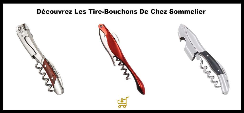 collection de tire-bouchon