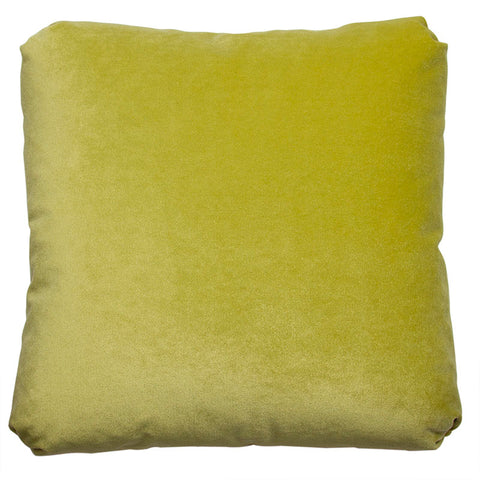 Clarence House Chartreuse Velvet