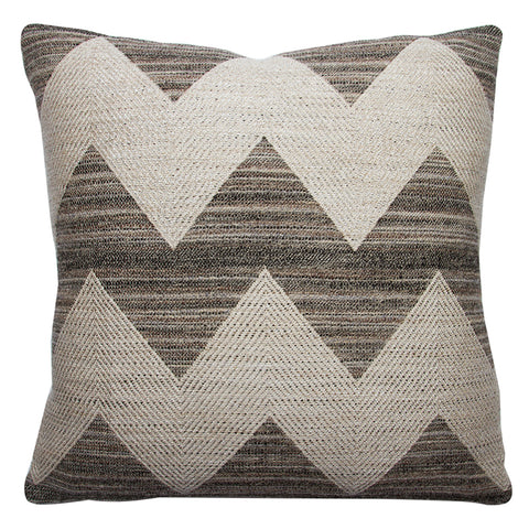 Clarence House Henderson Charcoal Linen and Wool