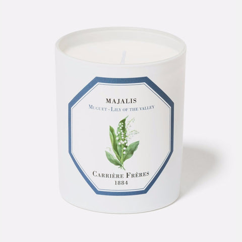 Carrière Frères Lily of the Valley Candle