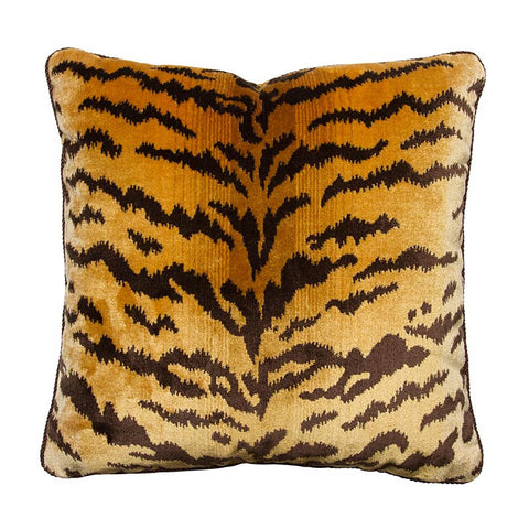 Scalamandre Tiger Silk Velvet