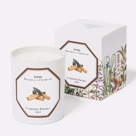 Carrière Frères Firebrand Candle