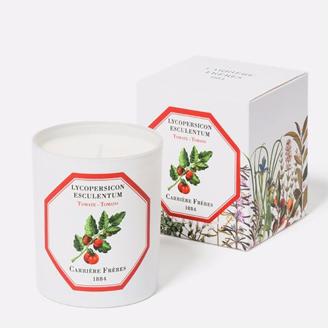 Carrière Frères Tomato Candle