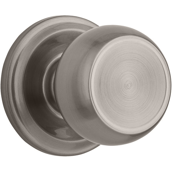 Stafford Push Pull Rotate Hall / Closet door knob in Satin Nickel