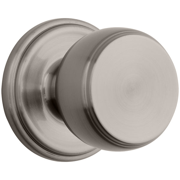 Ganyon Push Pull Rotate hall / closet knob satin nickel