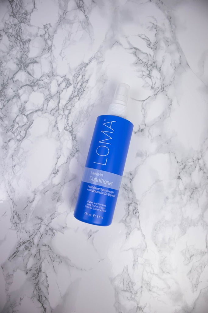 What Makes Loma's Leave-In Conditioner Different?