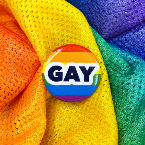 Gay Button
