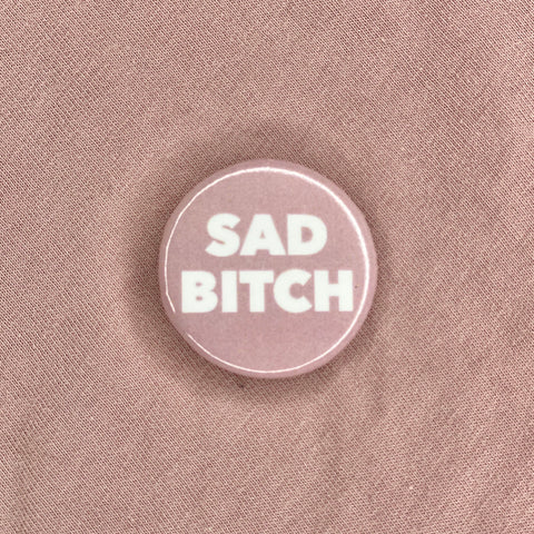 Sad B Button