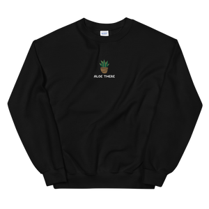 Aloe There Embroidered Sweatshirt