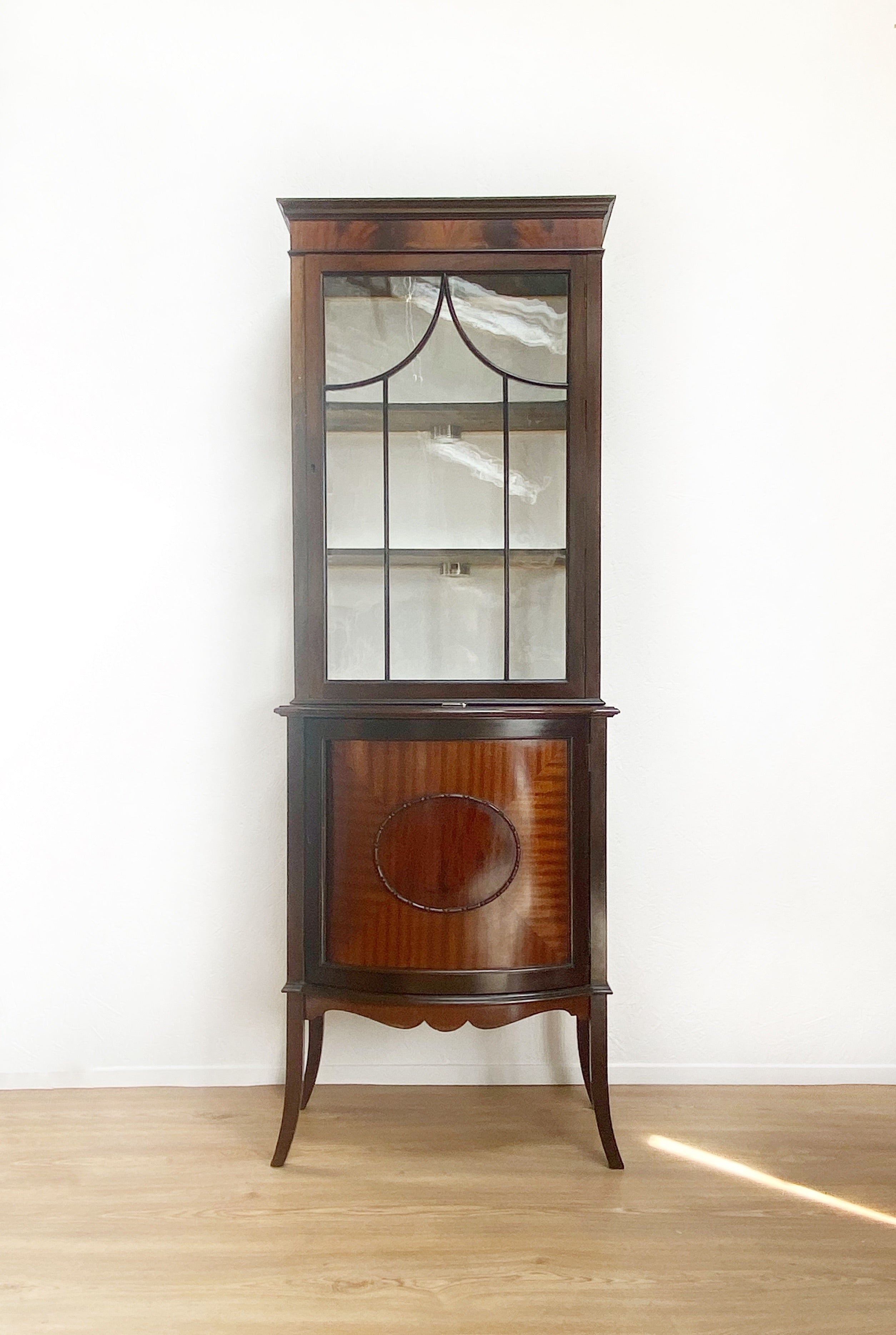 Glass Display Cabinet - Unique Home Pieces