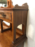 Load image into Gallery viewer, Antique Georgian Mahogany Mirrored Dresser - Unique Home Pieces