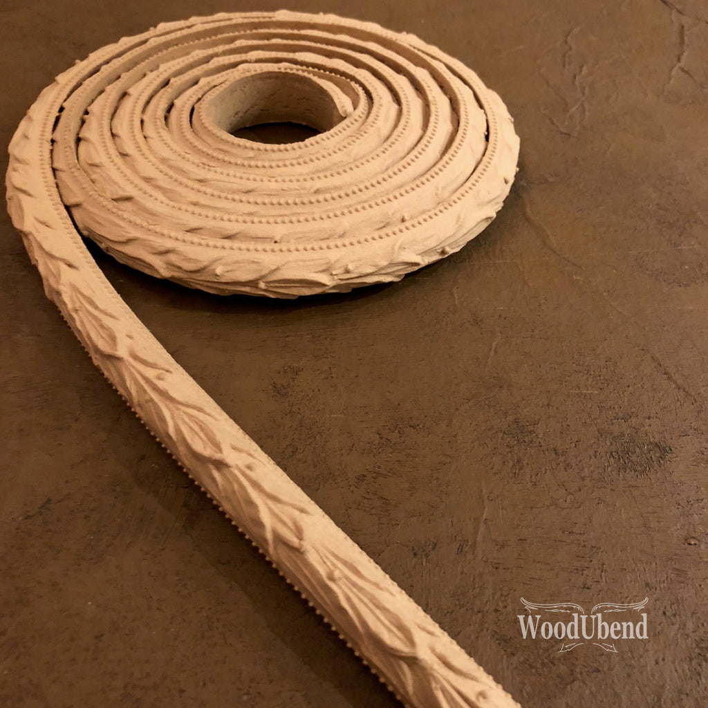 WoodUbend TR38 Edge Trim 210x1.2cm - Unique Home Pieces