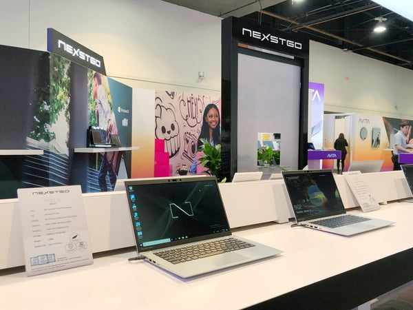 Nexstgo Introduces Their Flagship PRIMUS NX301 Business-Grade, Customizable Laptop At CES 2019 In Las Vegas