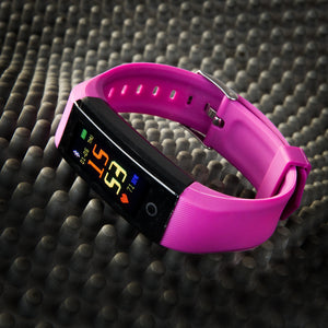 FOURFIT MINI 2 (Age 10+) - Kids activity tracker colour tracker childrens fitness watch